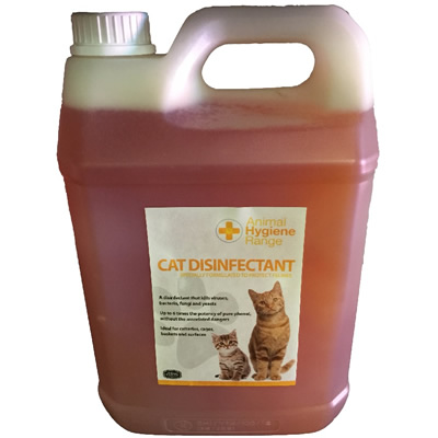 20 Litre Cat Disinfectant