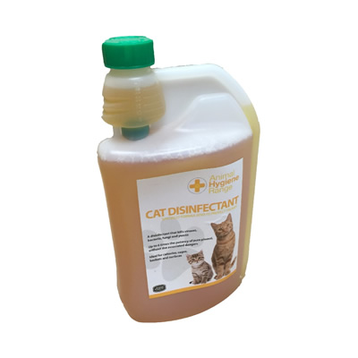 Cat Disinfectant