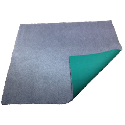 GREY Pet Fleece Bedding