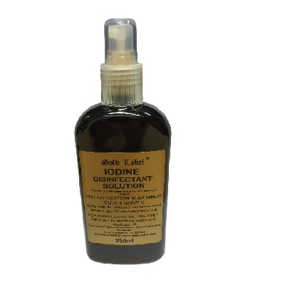 Umbilical Cord Iodine Spray