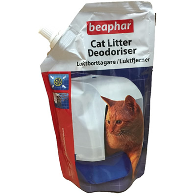 Stay Fresh Cat Litter Deodoriser