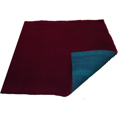 MAROON Pet Fleece Bedding