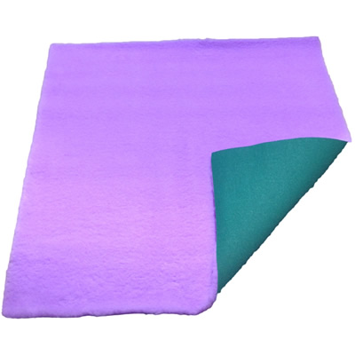 MAUVE Pet Fleece Bedding