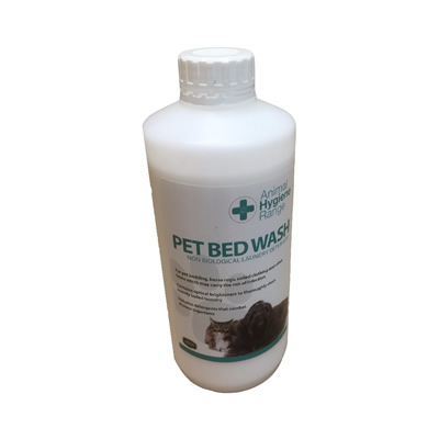 Pet Bed Wash 1 Litre