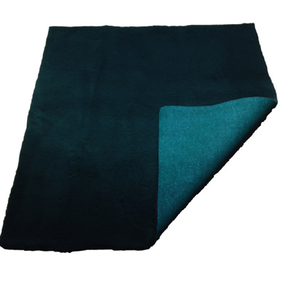 GREEN Pet Fleece Bedding